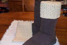 winter crochet / by Joyce Jordan