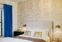 master bedroom redo / by Amanda Perriera