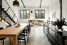 CONVERTED WAREHOUSE HOME