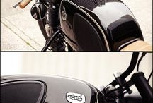 Ride or die / Cafe racer