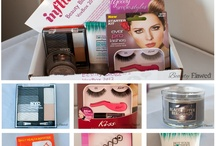 Influenster Beauty Blogger Vox Box 2012