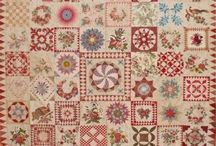 Antique Quilts / by Patricia Belyea