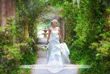 Airlie Weddings / Weddings at Airlie Gardens  http://airliegardens.org/rentals-weddings/weddings/  #AirlieGardens #GardenWedding #WeddingSeason
