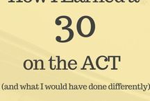 ACT/College