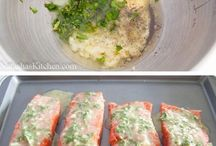 Recipes Fish Salmon
