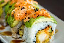 recipe - sushi