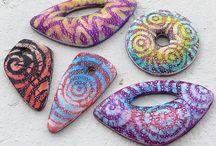inkoustová batika