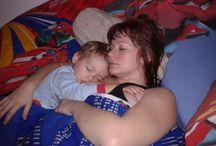 Spoločné spanie / Zásady spoločného spania rodičov a bábätiek