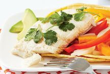 Seafood Recipes / by Oxygen Magazine
