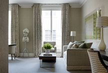 Beautiful Schemes with our products /  Our international client base, show us how they have used our wide collection of furniture, fabrics and lighting