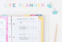 Planner love / by Nicole Bautz