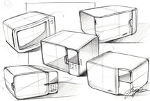 Object drawing with dv