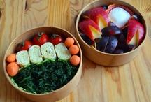 :: Cooking :: Bentos / by Katrina Friedman