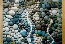 дрифтвуд+камни