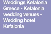 Kefalonia Weddings - Catering - Flower services