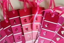 Valentine's Day crafts / Craft tutorials and ideas for kids and adults