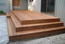 Trapp terrasse