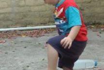 Toddler gross motor skills / Activities for promoting gross motor abilities in toddlers