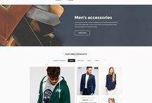 MAX - Multipurpose Ecommerce PSD Template