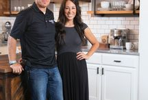 HOME || Joanna Gaines - Fixer Upper / The best of Joanna Gaines and Fixer Upper from the fashion and lifestyle blog Two Peas in a Blog.