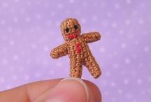 Crochet miniature/micro