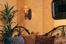 arabskie wnętrze