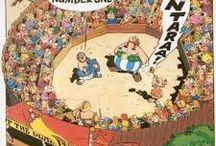 Asterix & Obelix.