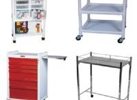 MRI Non-Magnetic Carts / We have many different styles and types of MRI Carts for you to choose from.