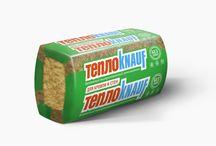Package / Для линейки утеплителей от Knauf была разработана новая упаковка различных форматов и сфер применения. Также была предложена идея для премиум-продукта от Knauf.