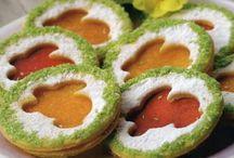 velikonoční jídlo