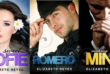 My website and fan page / For updates on all my books, writing, events, teasers give aways visit my blog www.ElizabethReyes.com and my fan page http://www.facebook.com/TheMorenoBrothers