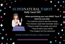 Tarot Tips & Tricks! / I love to share SIMPLE Tarot Tips and Tricks to help Tarot-Folk learn the beginning and fundamental aspects of the Tarot.