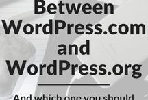    Wordpress Tips    / Articles for how to set up and excel with your wordpress blog.
