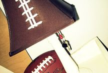 Sports Man Cave / by Sarah P.