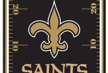 who dat!!! / My love of the New Orleans Saints! / by Maria Endermann