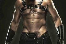 Leather / Bad boy