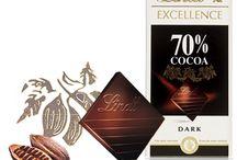 Lindt Excellence / Pečlivě vybrané a upražené kakaové boby vytvoří ty nejlepší a nezaměnitelné chuťové kombinace. Vyzkoušejte všechny varianty Lindt Excellence.