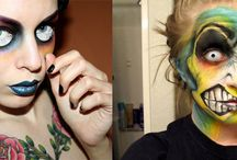 Make-Up Effects / by Alli Wilcox
