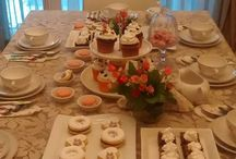 Tortas y cakes faciles / La idea es presentar cosas lindas en la mesa