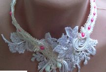 Set soutache / Bijuterii unicat Jewelry by Mihaela