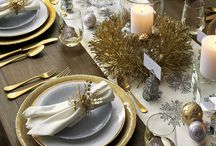 Christmas Dinner Table Decor