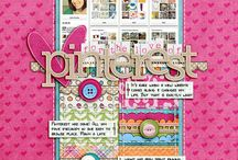 ♥ Scrapbook Inspiration ♥ / by Tronesia