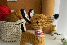 뜨개질인형