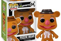 Funko POP Orso WANTED