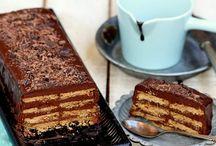 tarta crujiente de galletas y choco