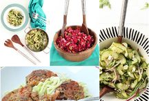 Inspiralized Recipe Roundups / Roundups of some of my favorite related dishes.  / by Inspiralized