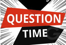 Question Time / Join us for fun questions!
