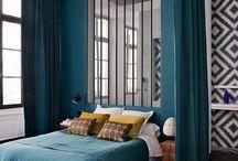Bedroom ideas / #interiordesign  chambre recamaras