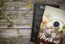 Book cover mockups by covervault