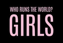 • Run the World (Girls)
